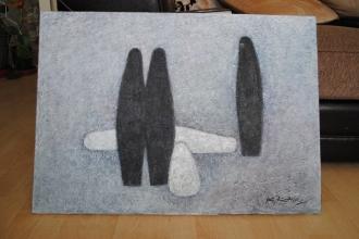 Still Life - 70cm x 50cm - Acrylic on Canvas