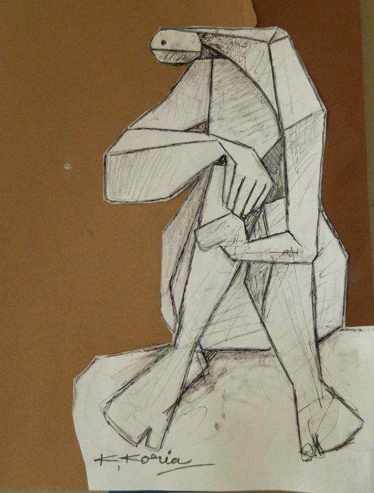 one figure