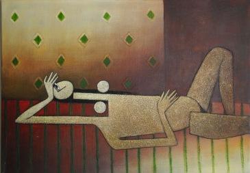 Reclining Nude(1)