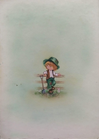 card-with -hat